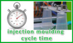 injection moulding cycle time